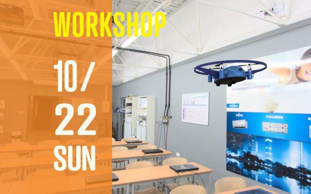 171022_ファブDRONE教室(飛行訓練WS)