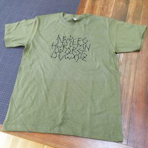 Tシャツ (9 - 15)