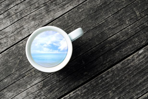 Cup of summer.